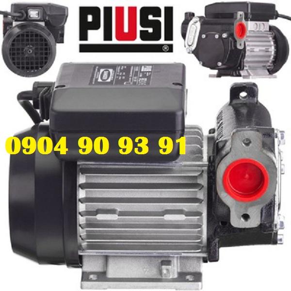 Piusi Panther 56 - 1 pha 230V,Bơm dầu mini 56 lít/phút, Máy bơm dầu Piusi Panther 56-230V