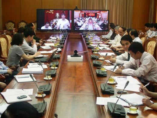 Hội nghị truyền hình trực tuyến - Vimeeting